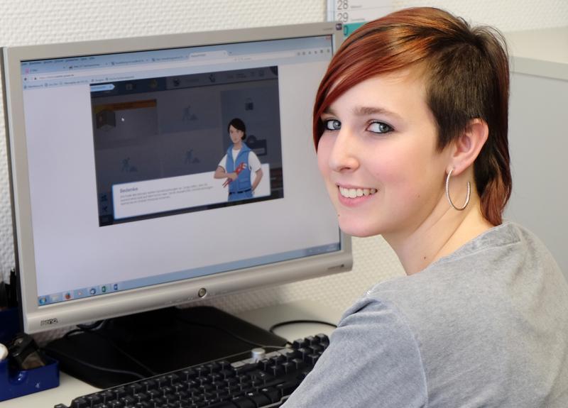 Fachkräftemangel: Schüler und Schülerinnen führen Handwerksbetrieb
