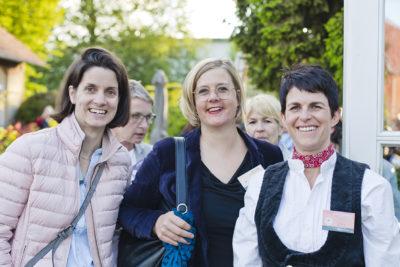 Frauenzimmer: Eröffnungsabend in der Königlichen Gartenakademie