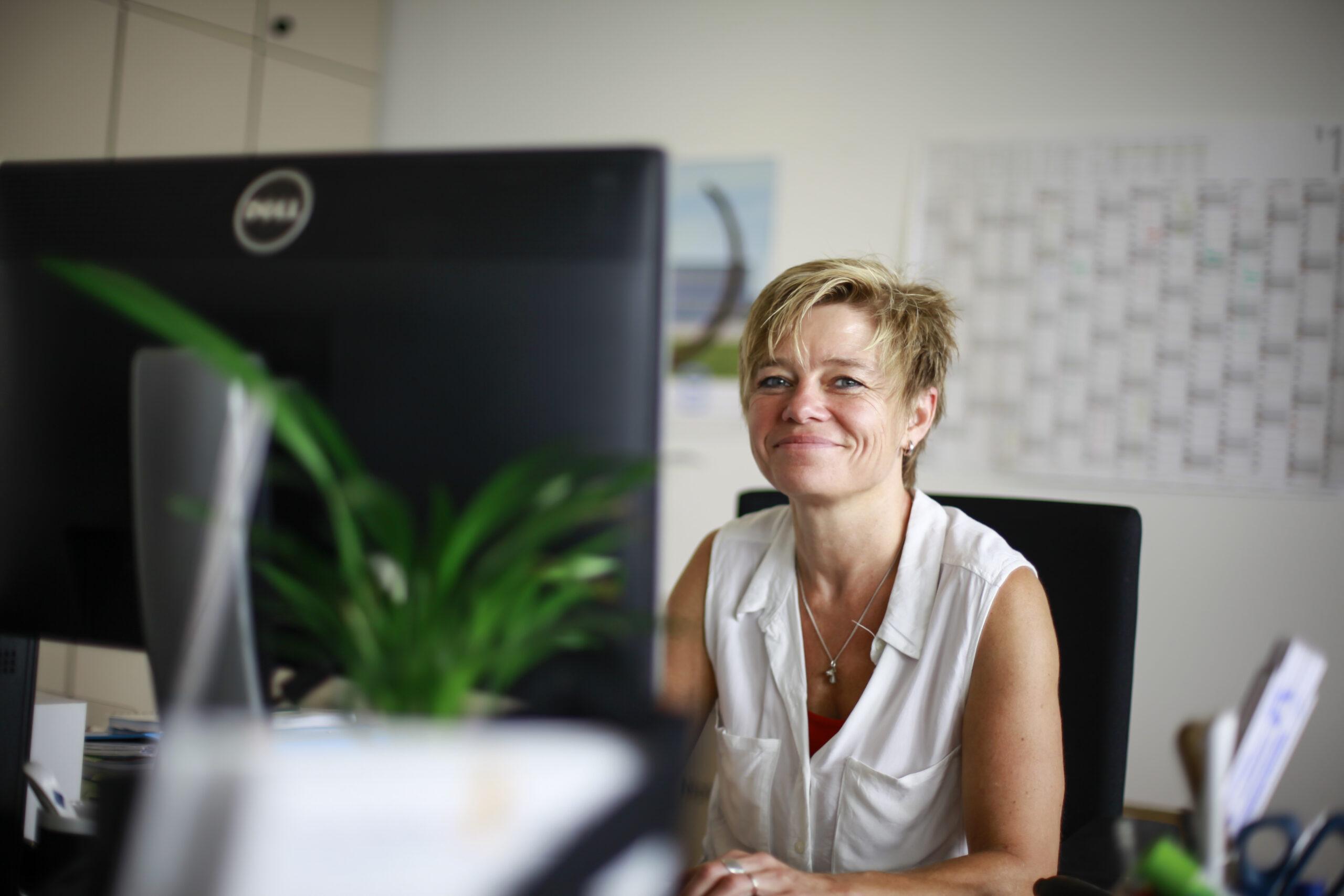 Frauen im Handwerk: Dachdeckermeisterin Brigitte Latsch