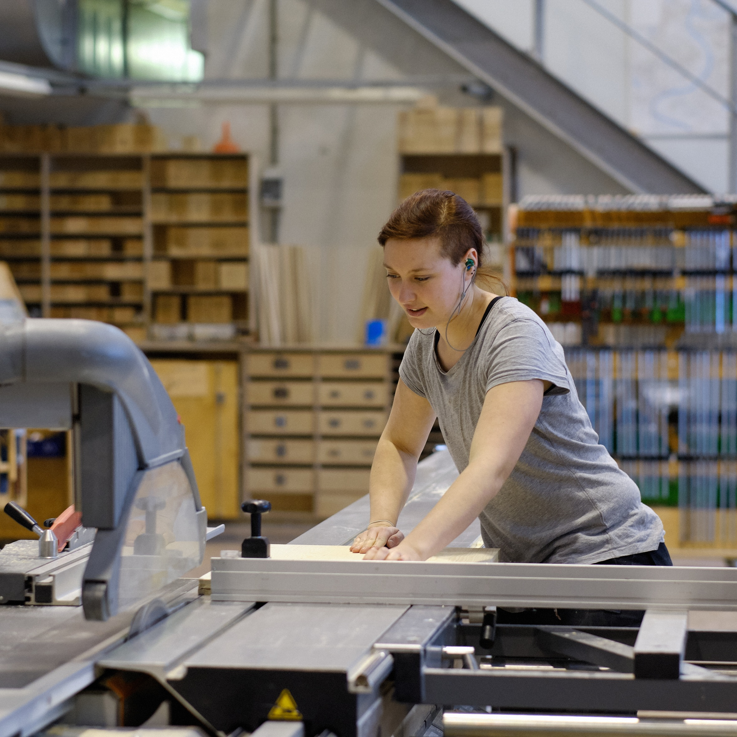 Frauen im Handwerk: Tischlerin Sandra Hegemann