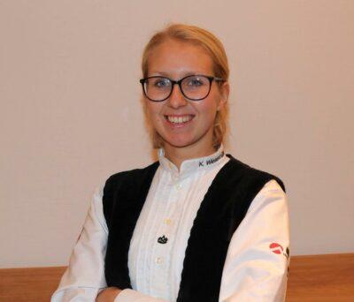 Zimmerin Katja Mareike Wiesenmüller