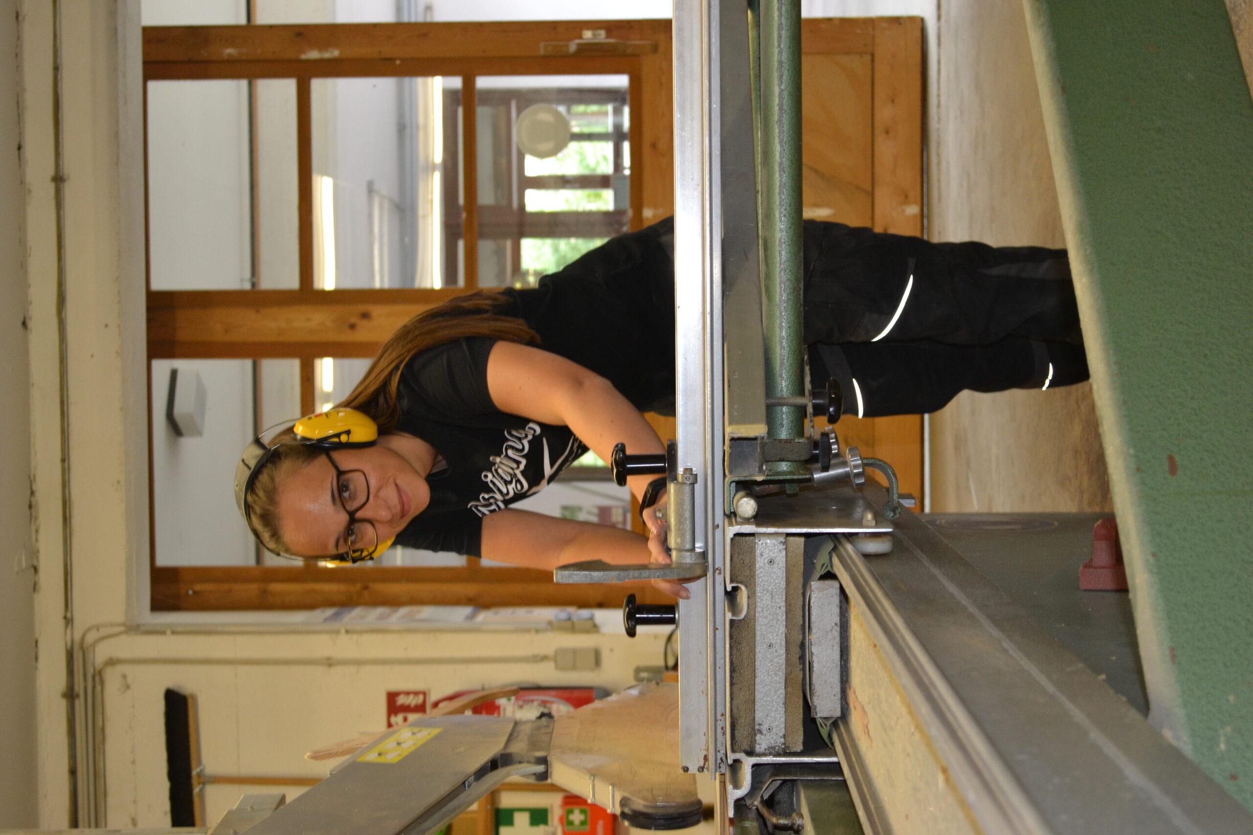 Frauen im Handwerk: Glasermeisterin Eva-Maria Keilbach